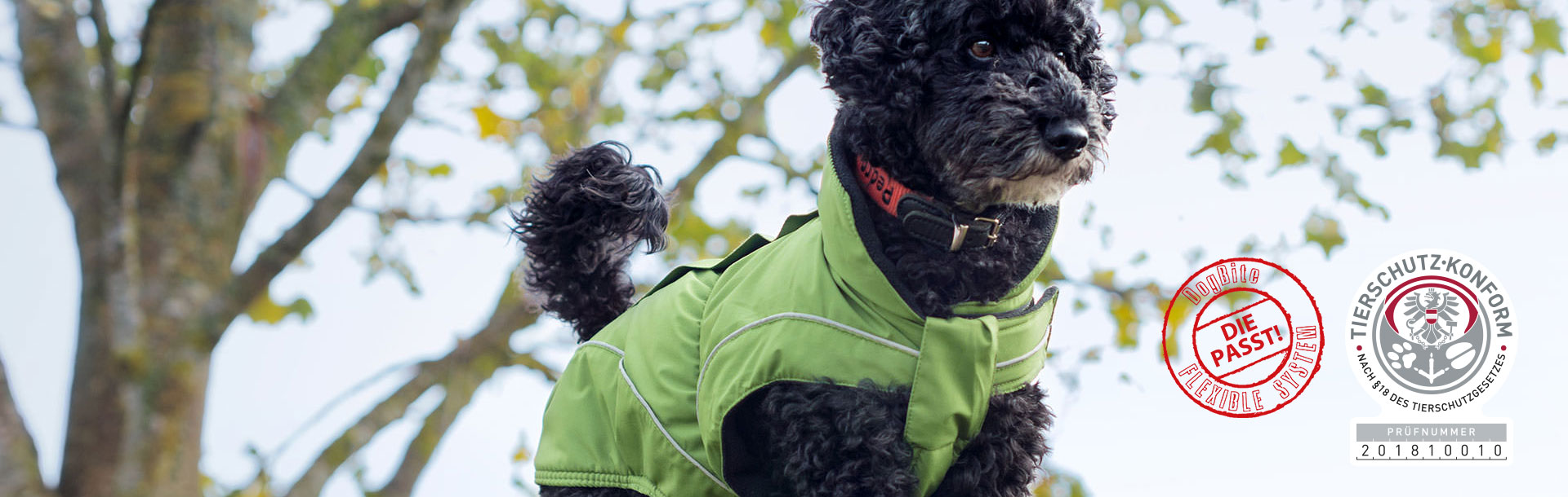 DogBite Hundejacken, Bild 1