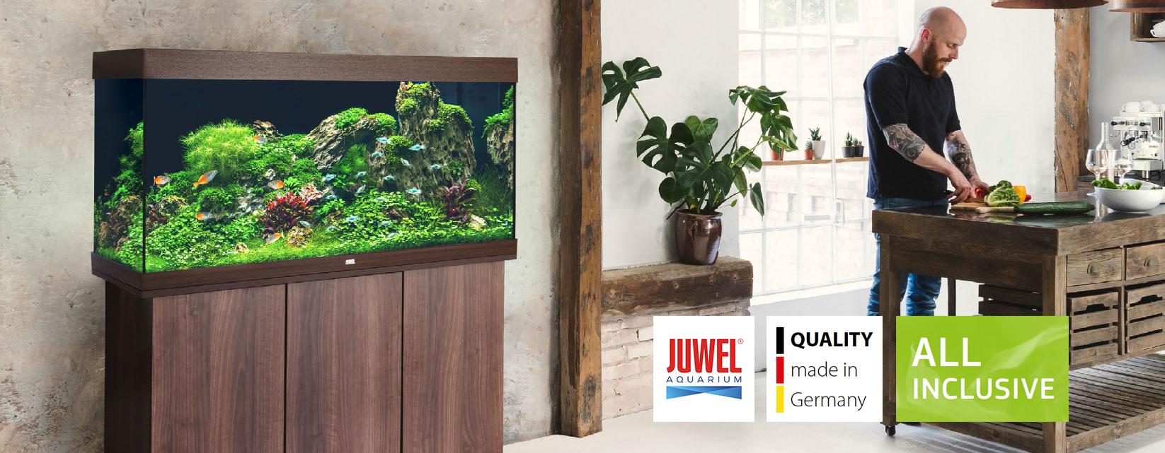 JUWEL Aquarium Online Shop, Bild 1