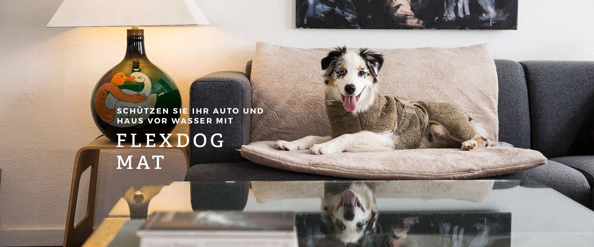 SICCARO Bademäntel, Hundemäntel und Trockenhandschuhe für Hunde, Bild 2