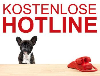 tiierisch.de Kostenlose Hotline