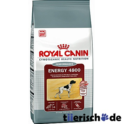 royal canin energy 4800 hundefutter von royal canin. Black Bedroom Furniture Sets. Home Design Ideas