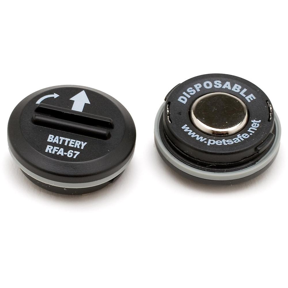PetSafe 2 Ersatzbatterien 6V RFA-67 für Produkte, Bild 2