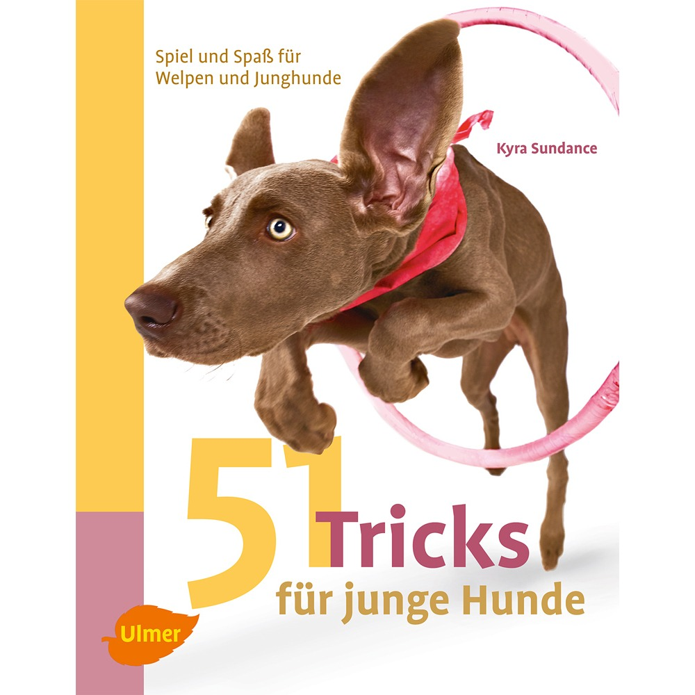 51 tricks f r junge hunde und welpen von ulmer g nstig bestellen. Black Bedroom Furniture Sets. Home Design Ideas