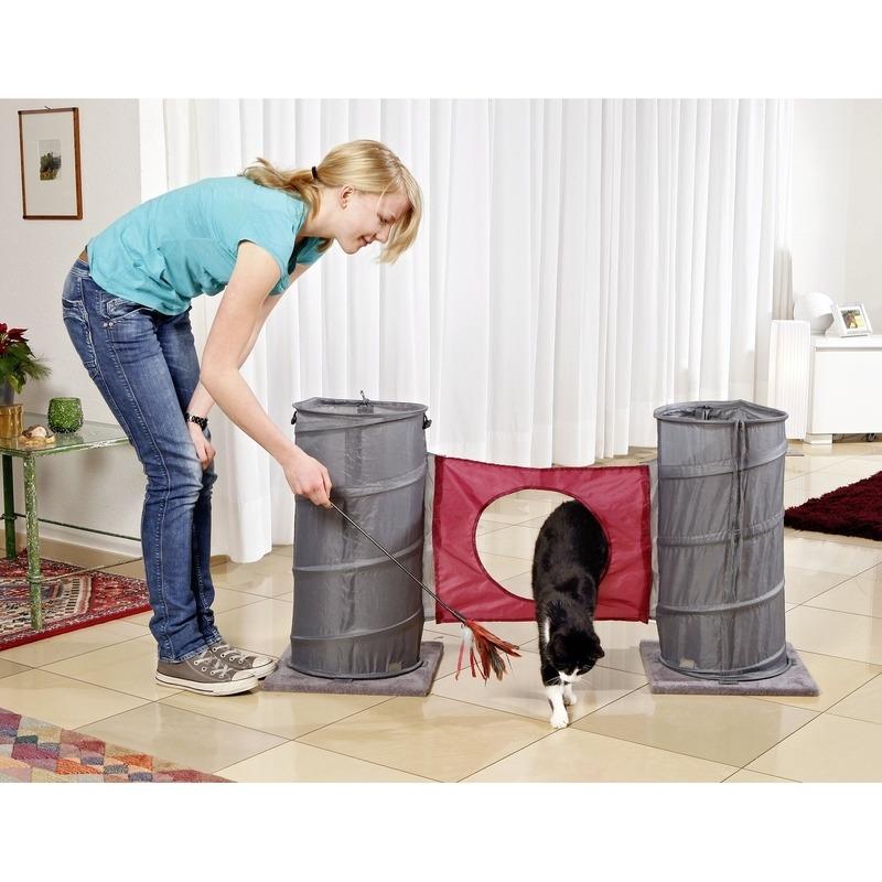 Agility Set für Katzen mit Clicker, Bild 4