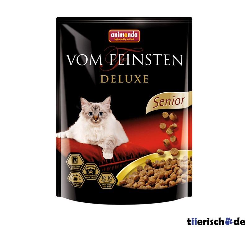 senior katzenfutter