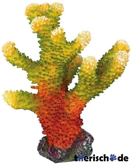aquarium koralle gr n orange von trixie g nstig bestellen. Black Bedroom Furniture Sets. Home Design Ideas