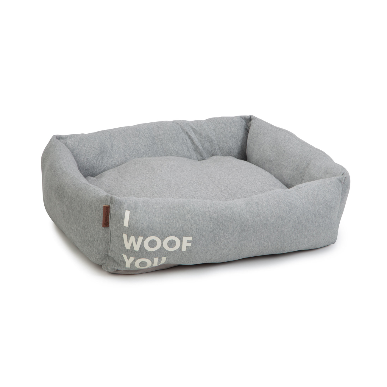 beeztees hundebett woof you von beeztees g nstig bestellen. Black Bedroom Furniture Sets. Home Design Ideas