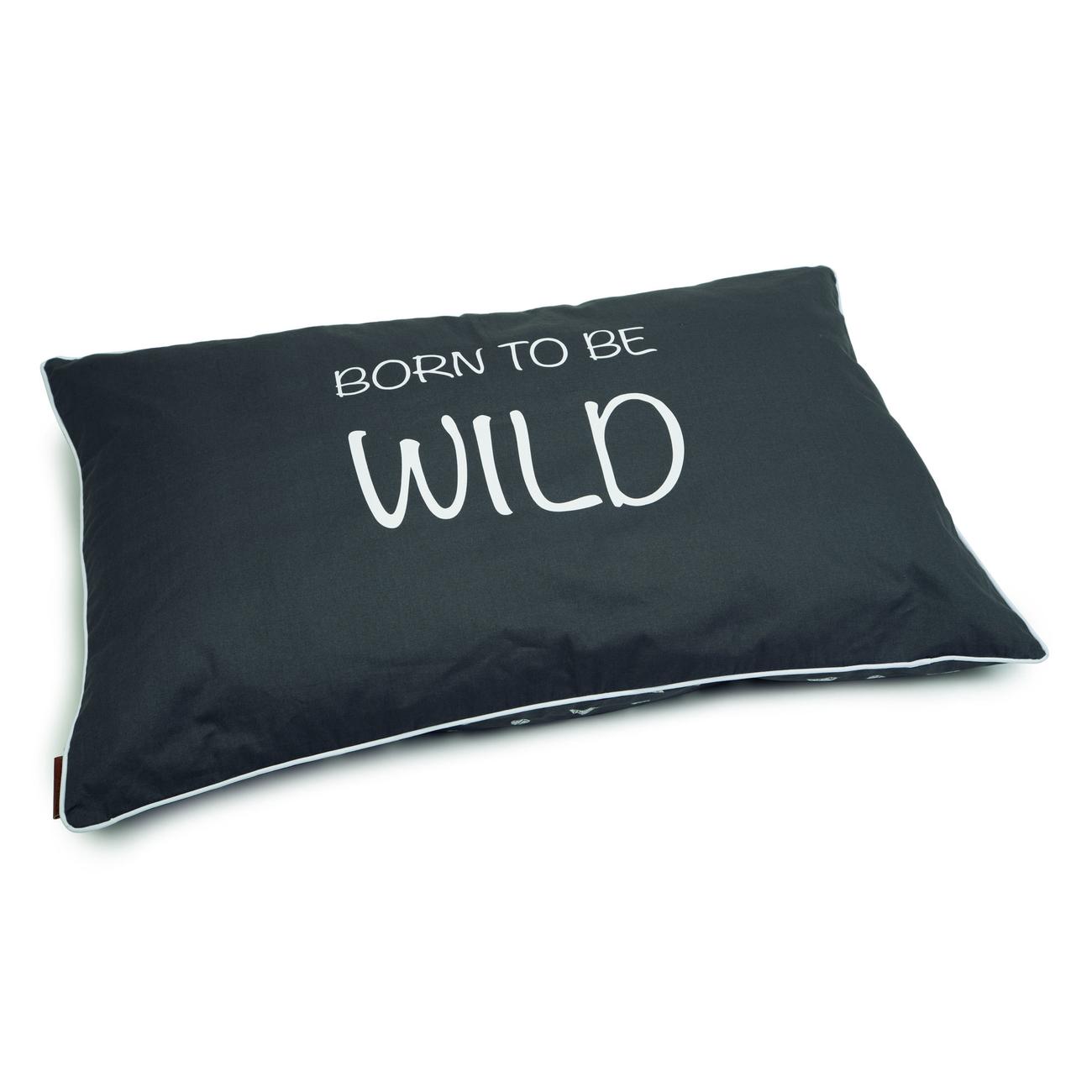 Beeztees Hundekissen Born to be Wild
