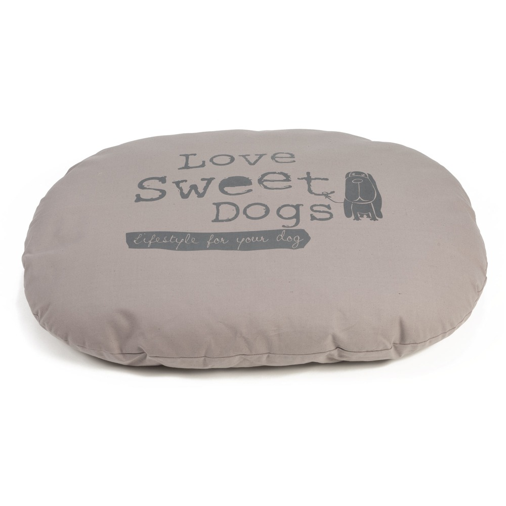 Beeztees Hundekissen Oval Sweet Dog, Bild 5