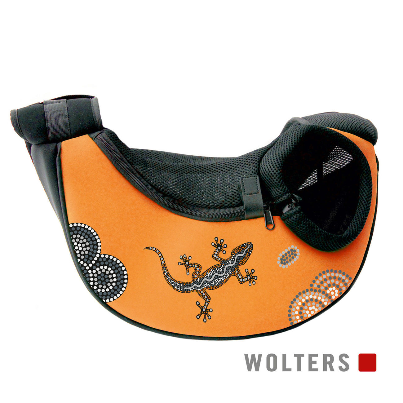 Wolters Bodypack Sunset Hundetasche, Bild 2