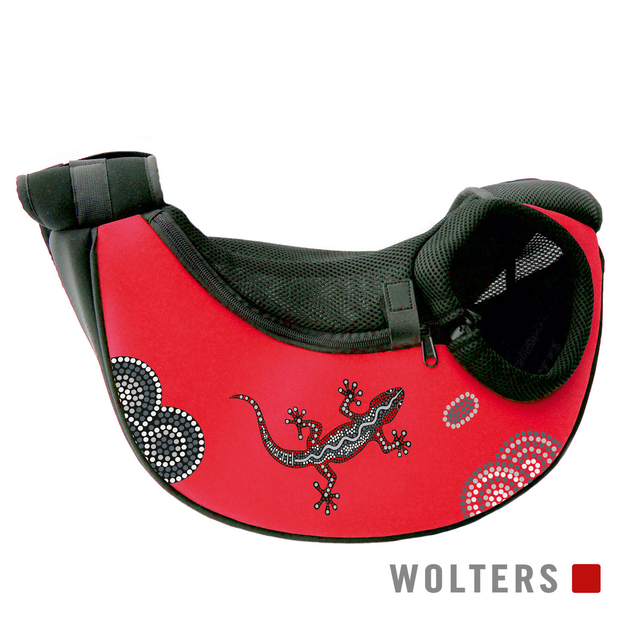 Wolters Bodypack Sunset Hundetasche, Bild 5