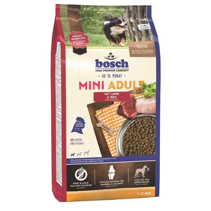Bosch Adult Mini Lamm & Reis Hundefutter, Bild 2