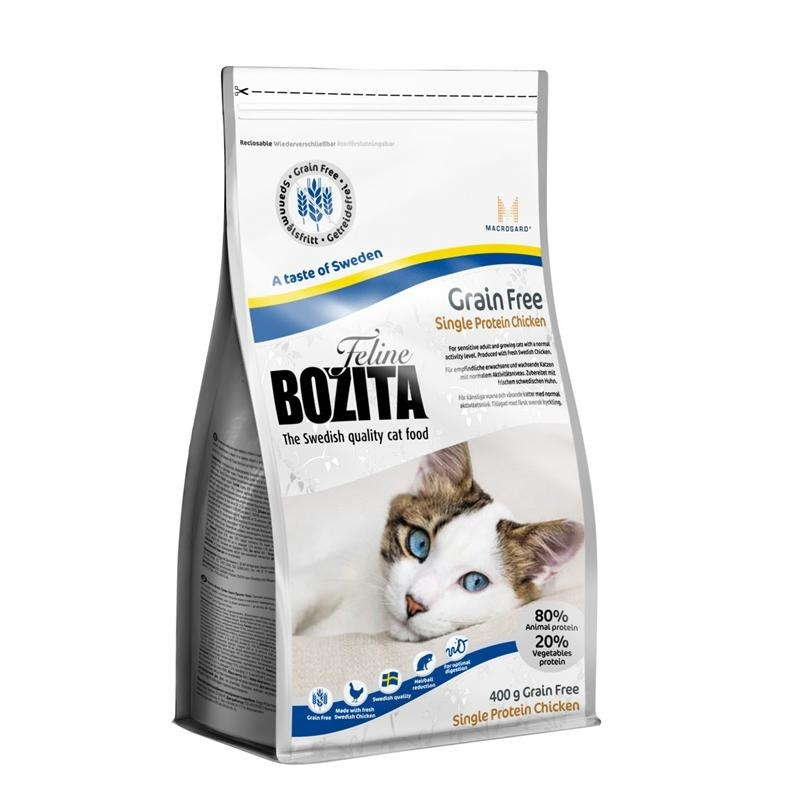 Bozita Cat Grain Free Chicken Katzenfutter