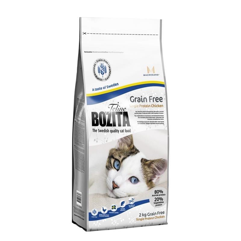 Bozita Cat Grain Free Chicken Katzenfutter, Bild 2