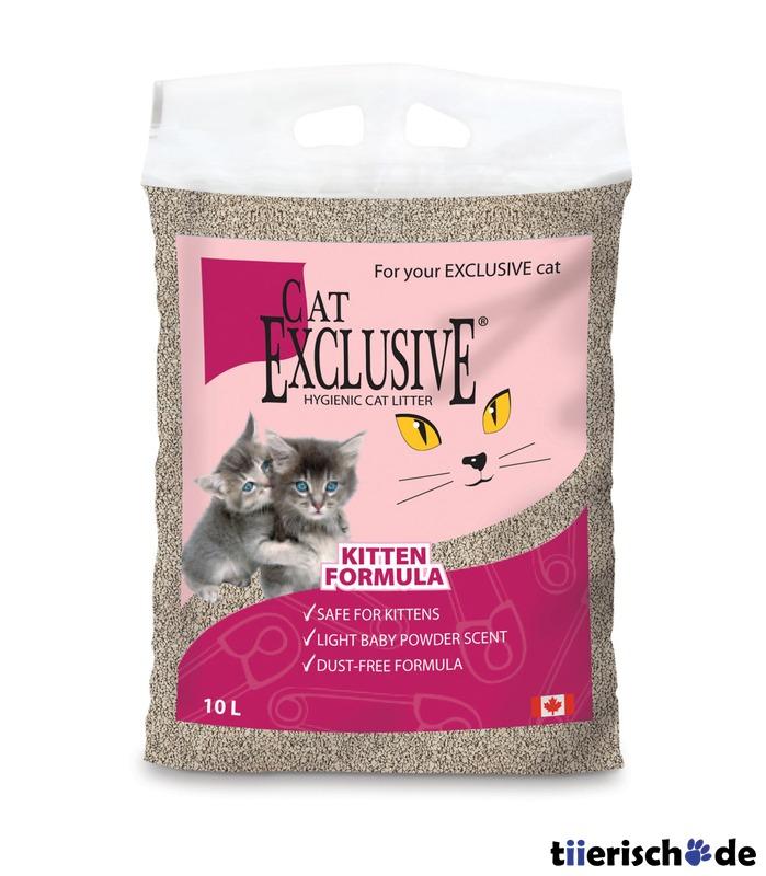 cat exclusive kitten katzenstreu von cat exclusive g nstig bestellen. Black Bedroom Furniture Sets. Home Design Ideas