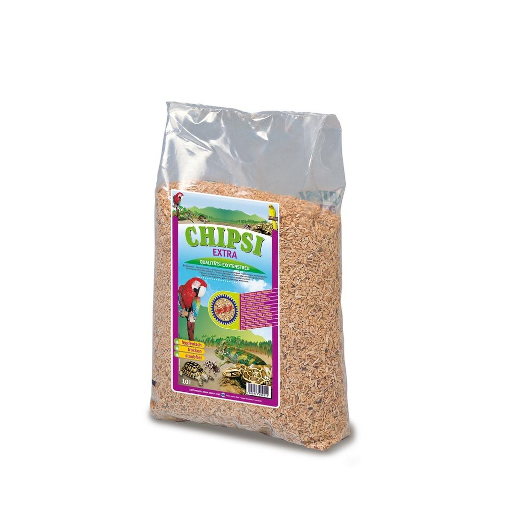 Chipsi Extra Buchenspan Exotenstreu, Bild 2