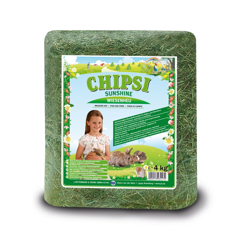 Chipsi Sunshine Wiesenheu, Bild 3