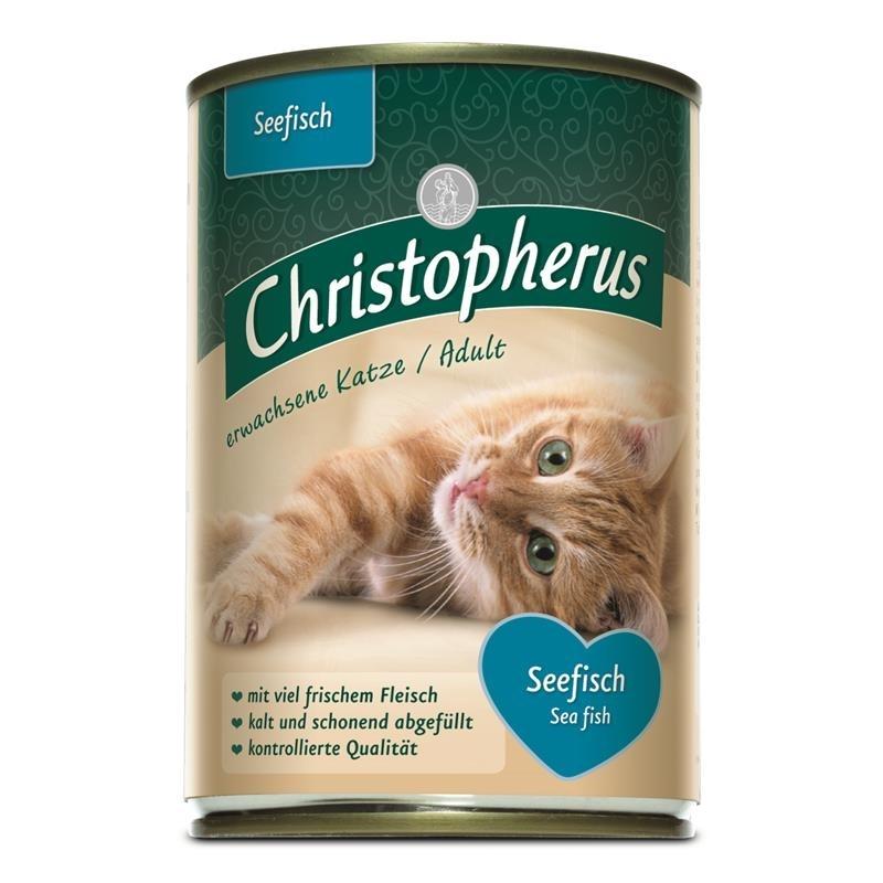 Christopherus Adult Katzenfutter, Bild 2