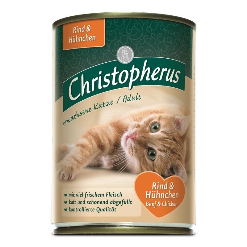 Christopherus Adult Katzenfutter, Bild 4