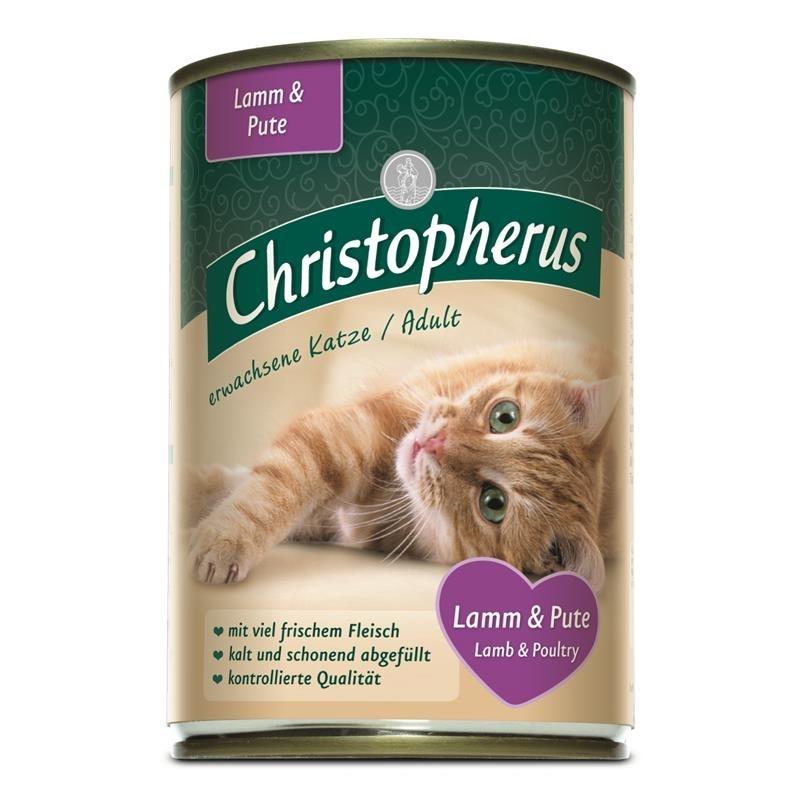 Christopherus Adult Katzenfutter, Bild 5