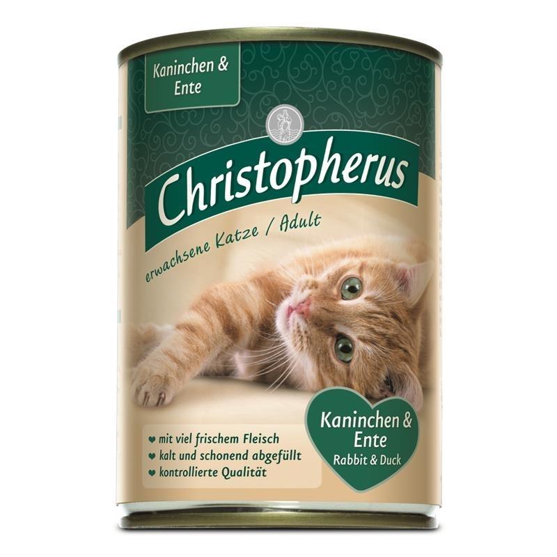 Christopherus Adult Katzenfutter, Bild 7