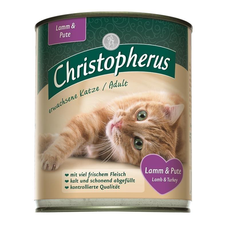 Christopherus Adult Katzenfutter, Bild 14