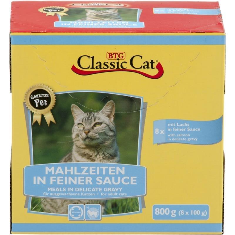 Classic Cat Mahlzeit in feiner Sauce Katzenfutter, Bild 3