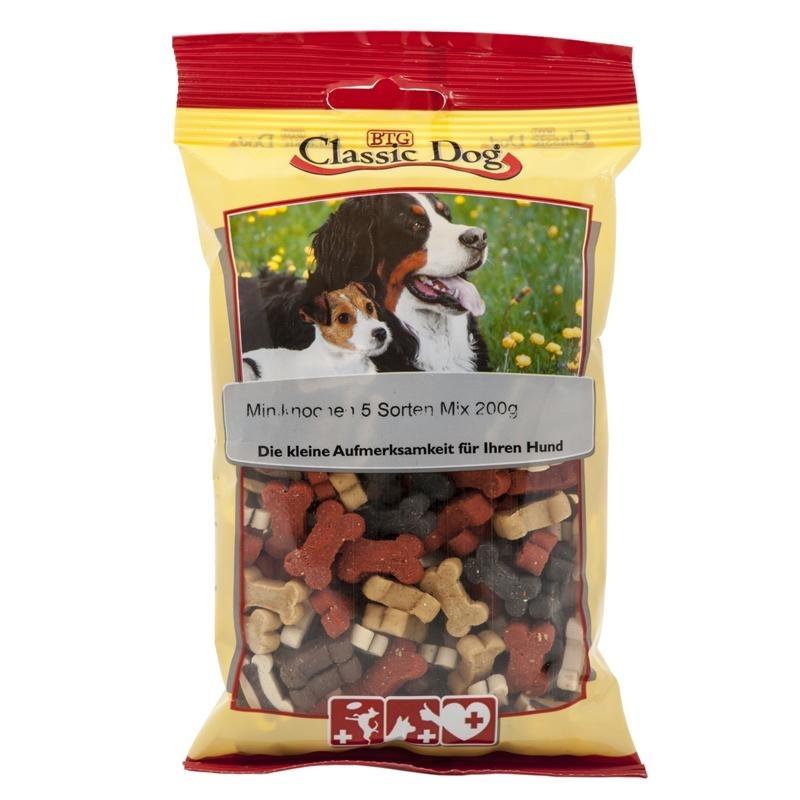 Classic Dog Snack Miniknochen
