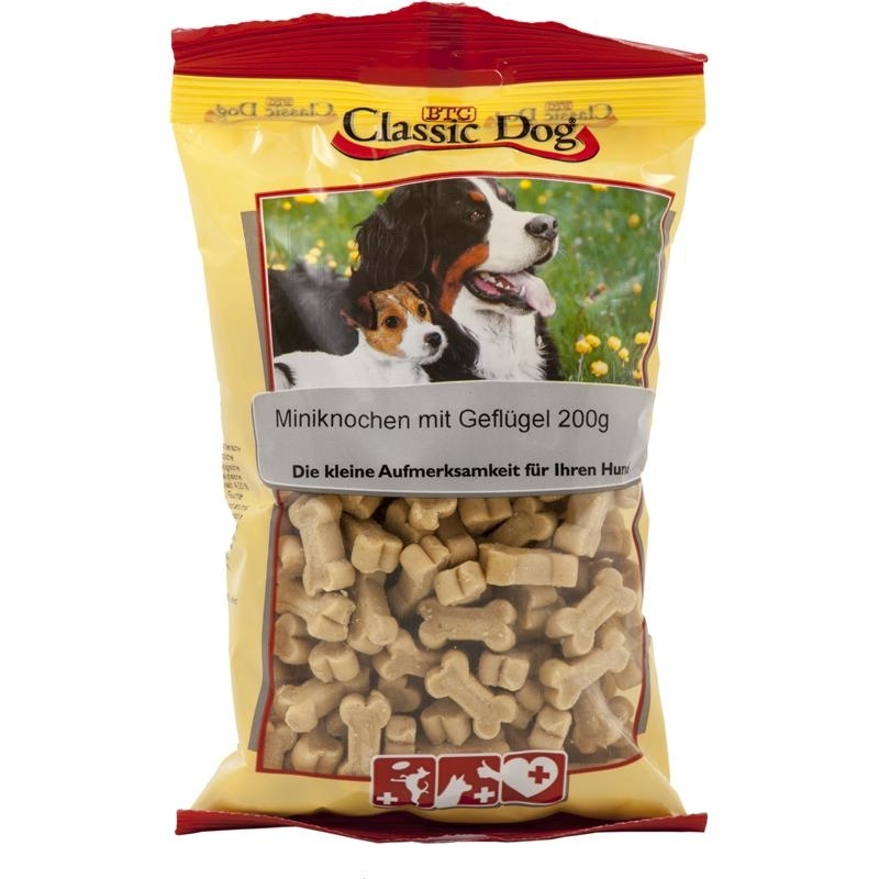 Classic Dog Snack Miniknochen, Bild 2
