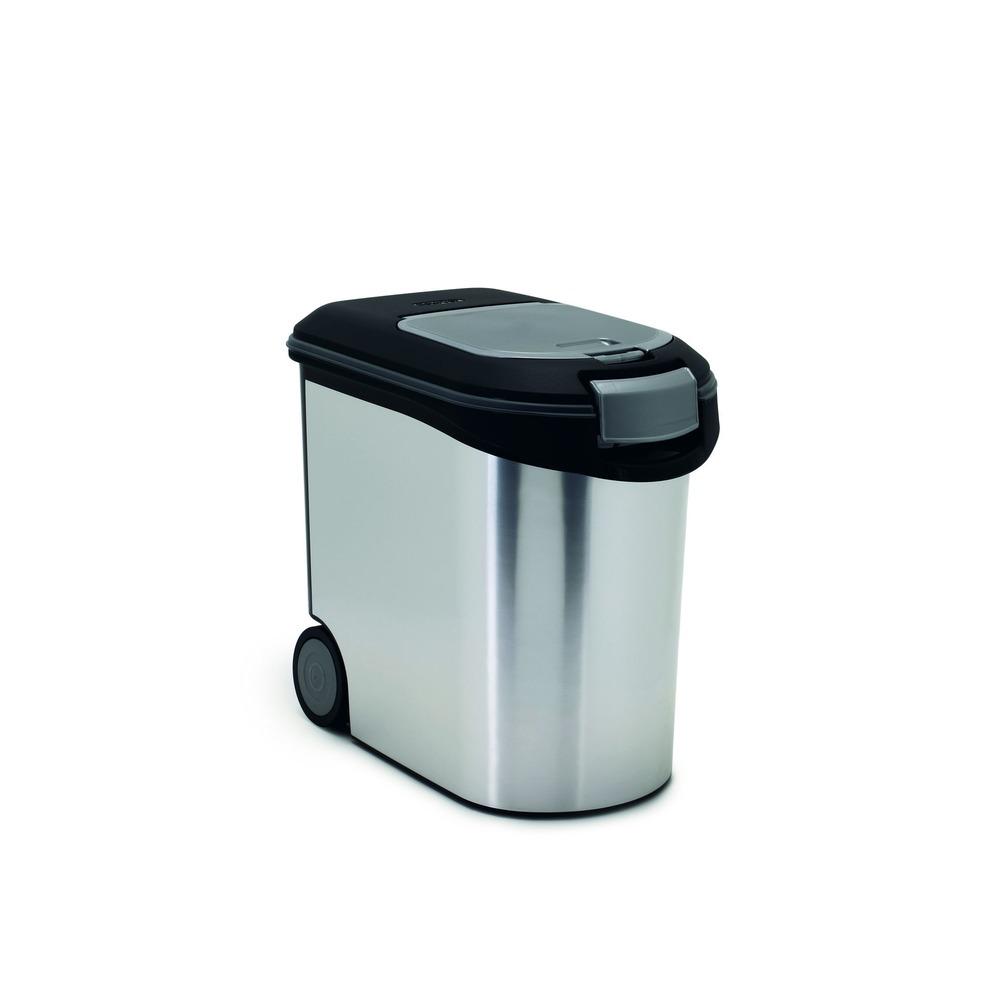 Curver Futtercontainer Futtertonne Metallic, Bild 5