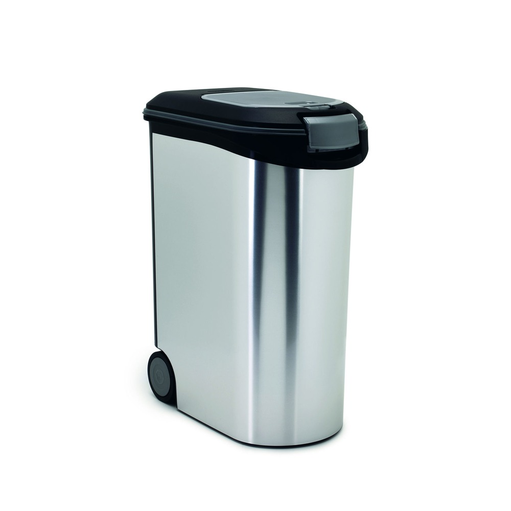 Curver Futtercontainer Futtertonne Metallic, Bild 3