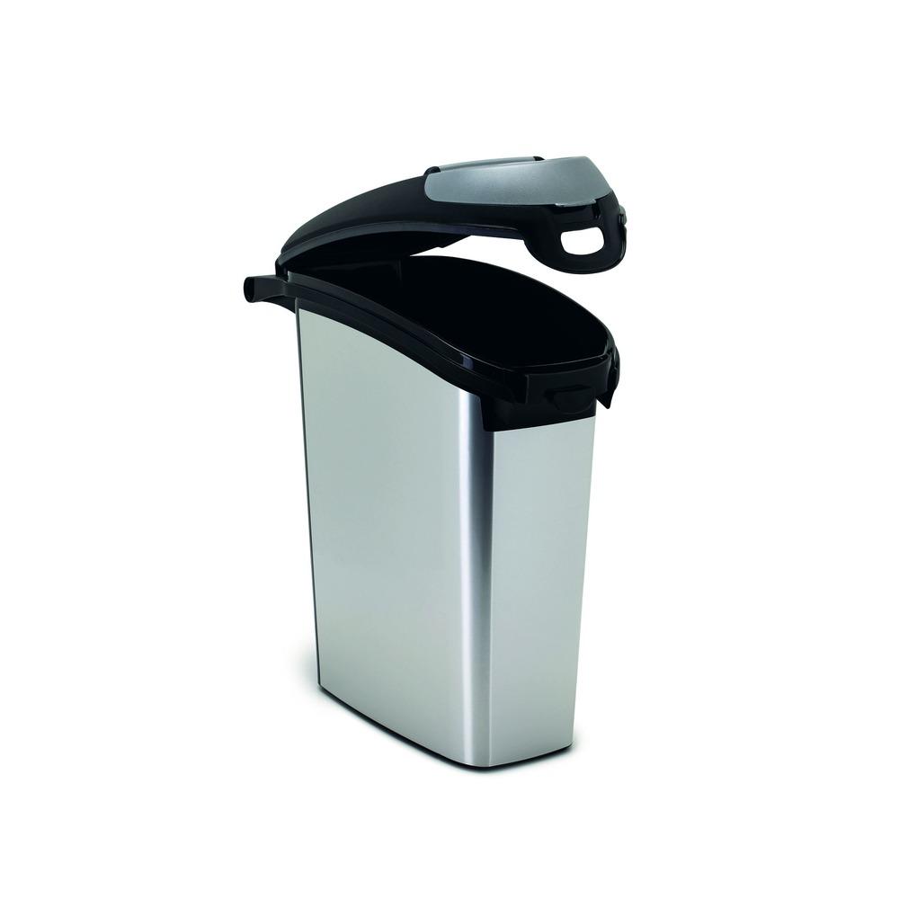 Curver Futtercontainer Futtertonne Metallic, Bild 8