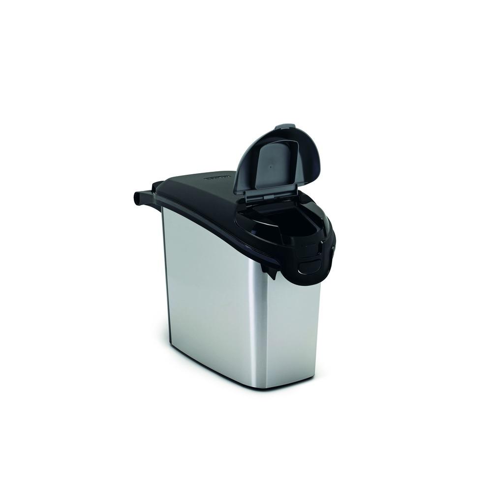 Curver Futtercontainer Futtertonne Metallic, Bild 12
