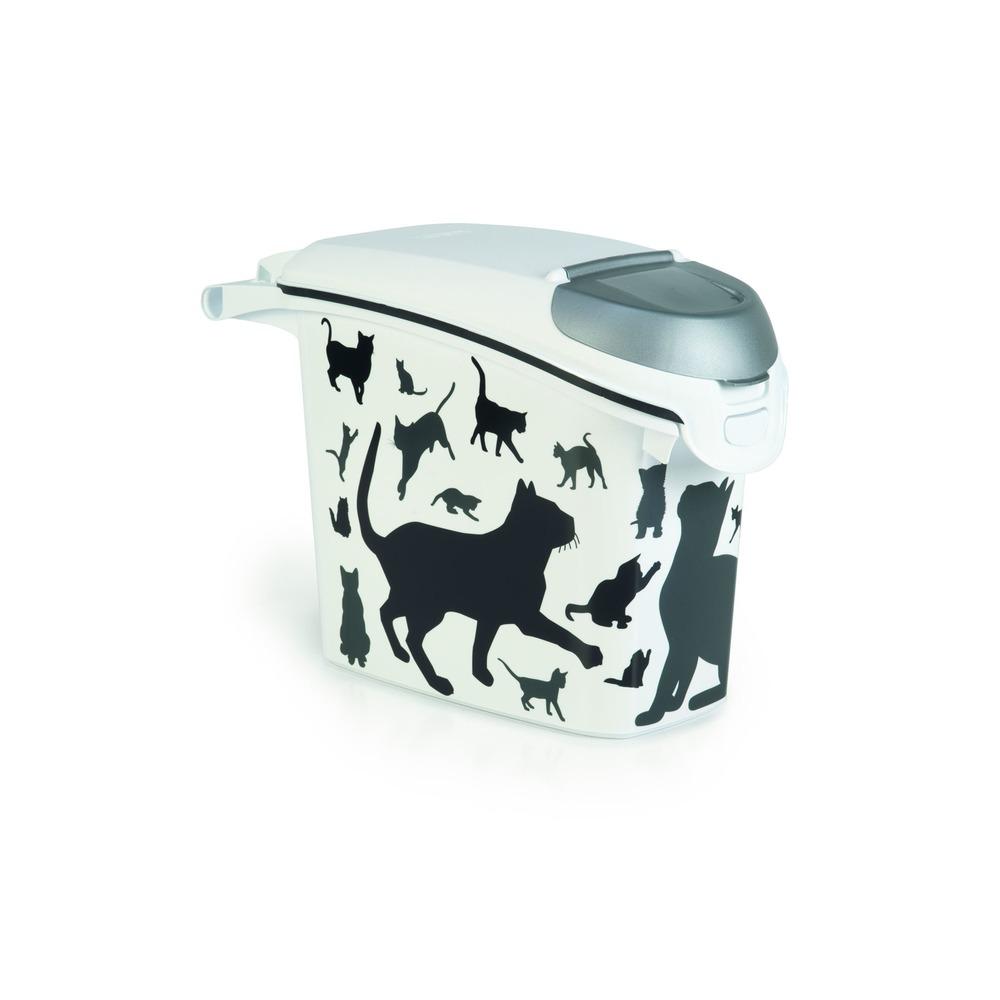 Curver Futterdose Futterbehälter Silhouette Katze, Bild 3