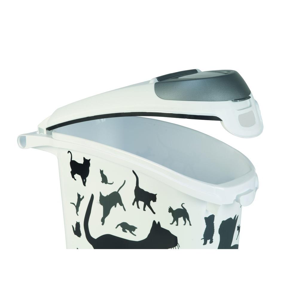 Curver Futterdose Futterbehälter Silhouette Katze, Bild 9