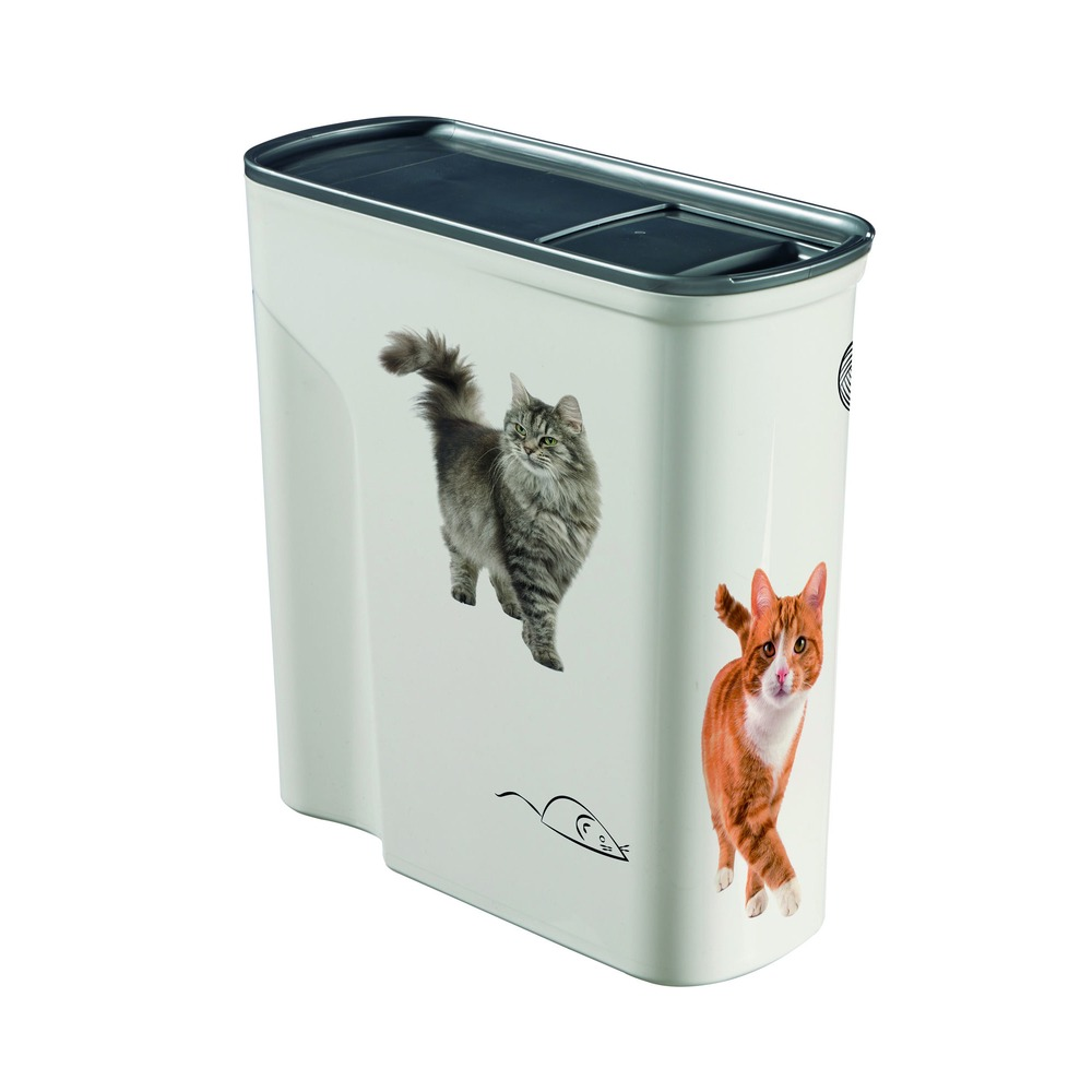 Curver Petlife Futtercontainer Katze