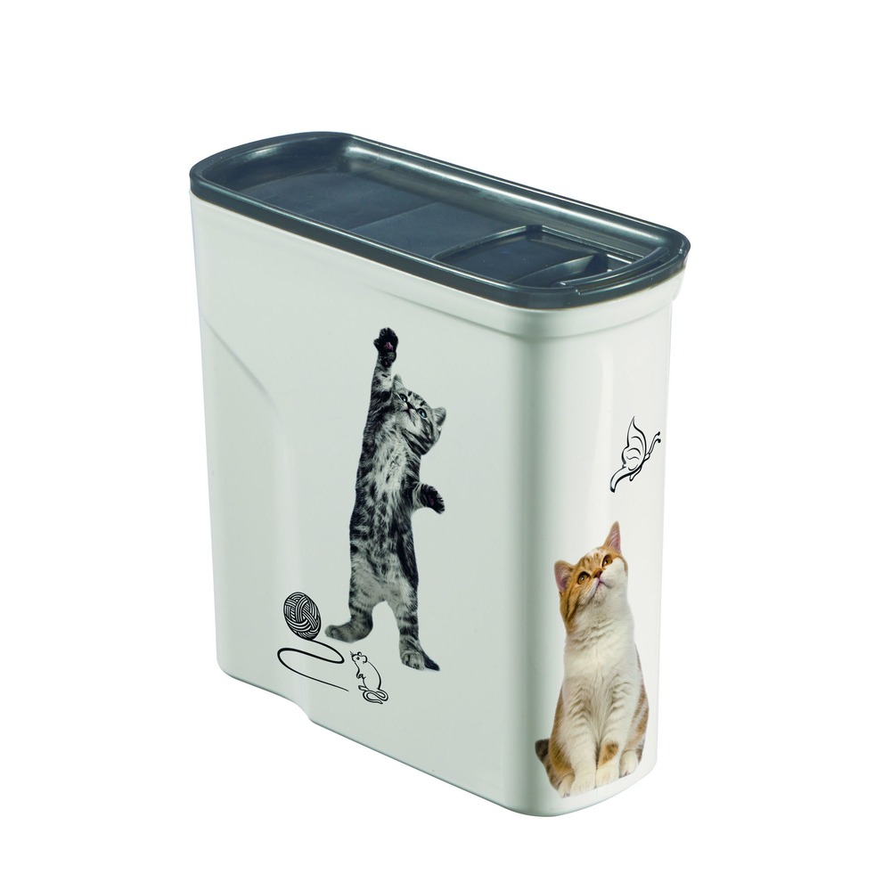 Curver Petlife Futtercontainer Katze, Bild 2