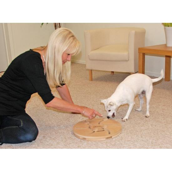 Nina Ottosson Dog Turbo Intelligenzspielzeug für Hunde, Bild 3