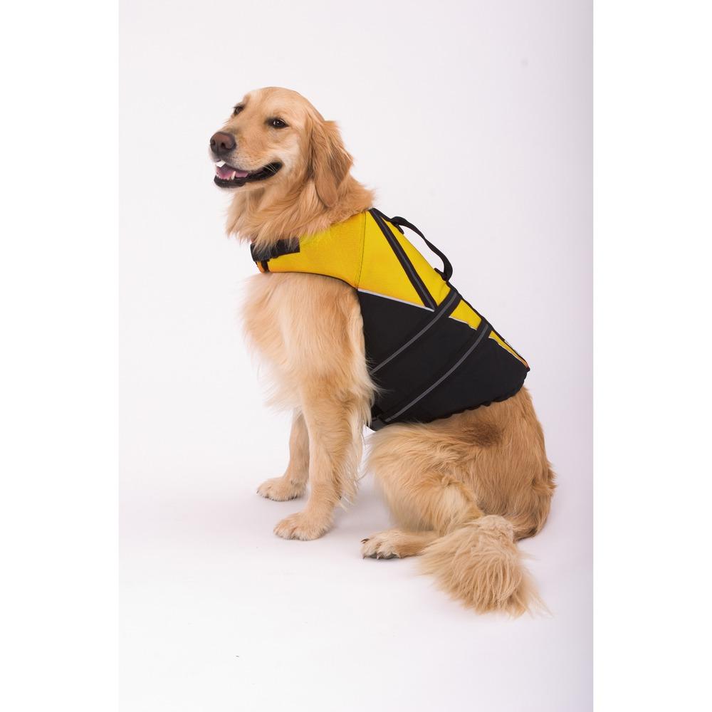Doggles Hunde Schwimmweste Mit Kopfteil, Bild 4 ...