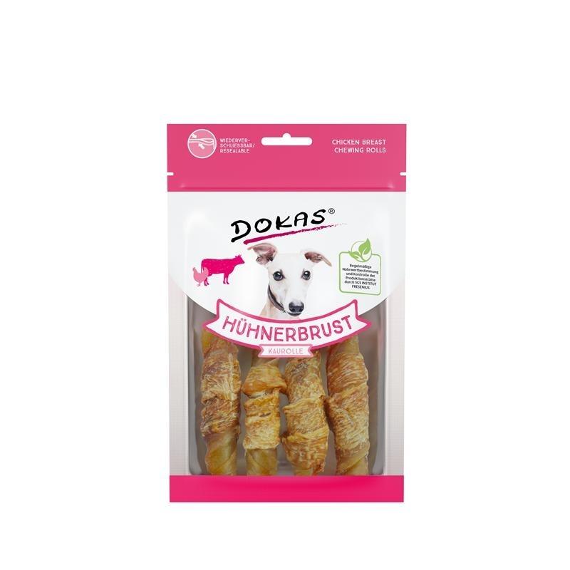 Dokas Hundesnack Hühnerbrust Kaurolle, Bild 2