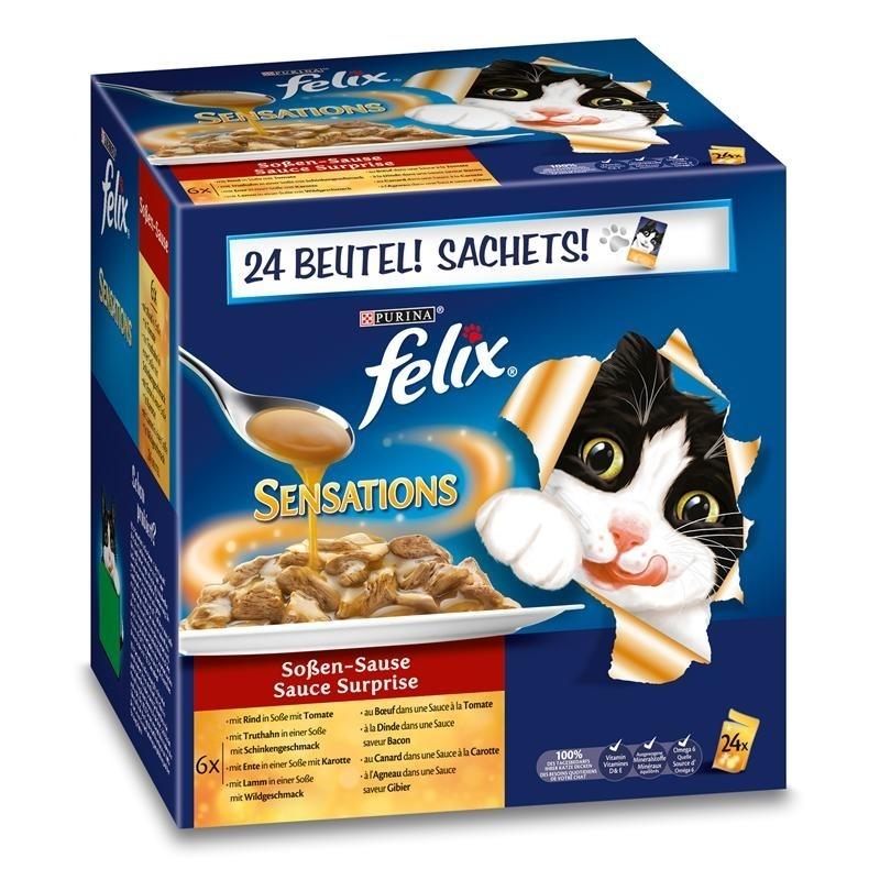 Felix Sensations Portionsbeutel Multipack, Bild 3