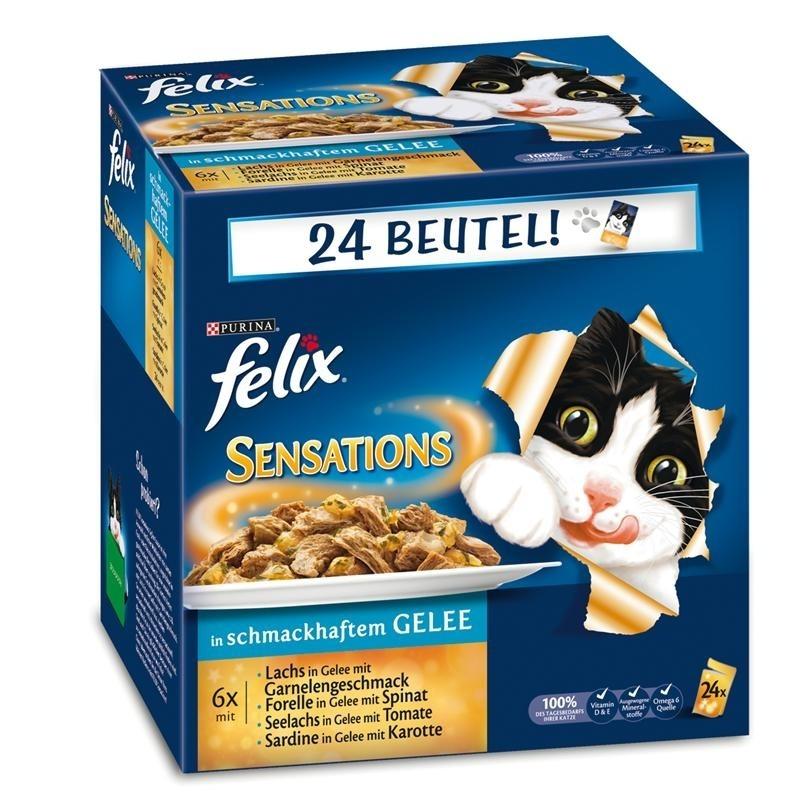 Felix Sensations Portionsbeutel Multipack, Bild 4