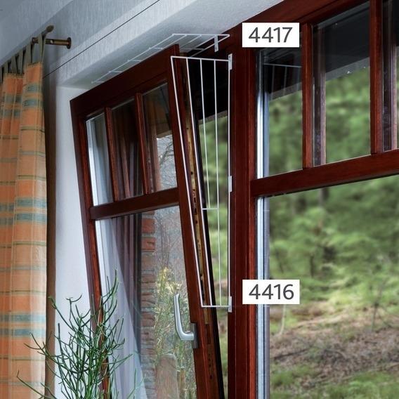 fenster schutzgitter seitenteil f r katzen 4416 von trixie. Black Bedroom Furniture Sets. Home Design Ideas