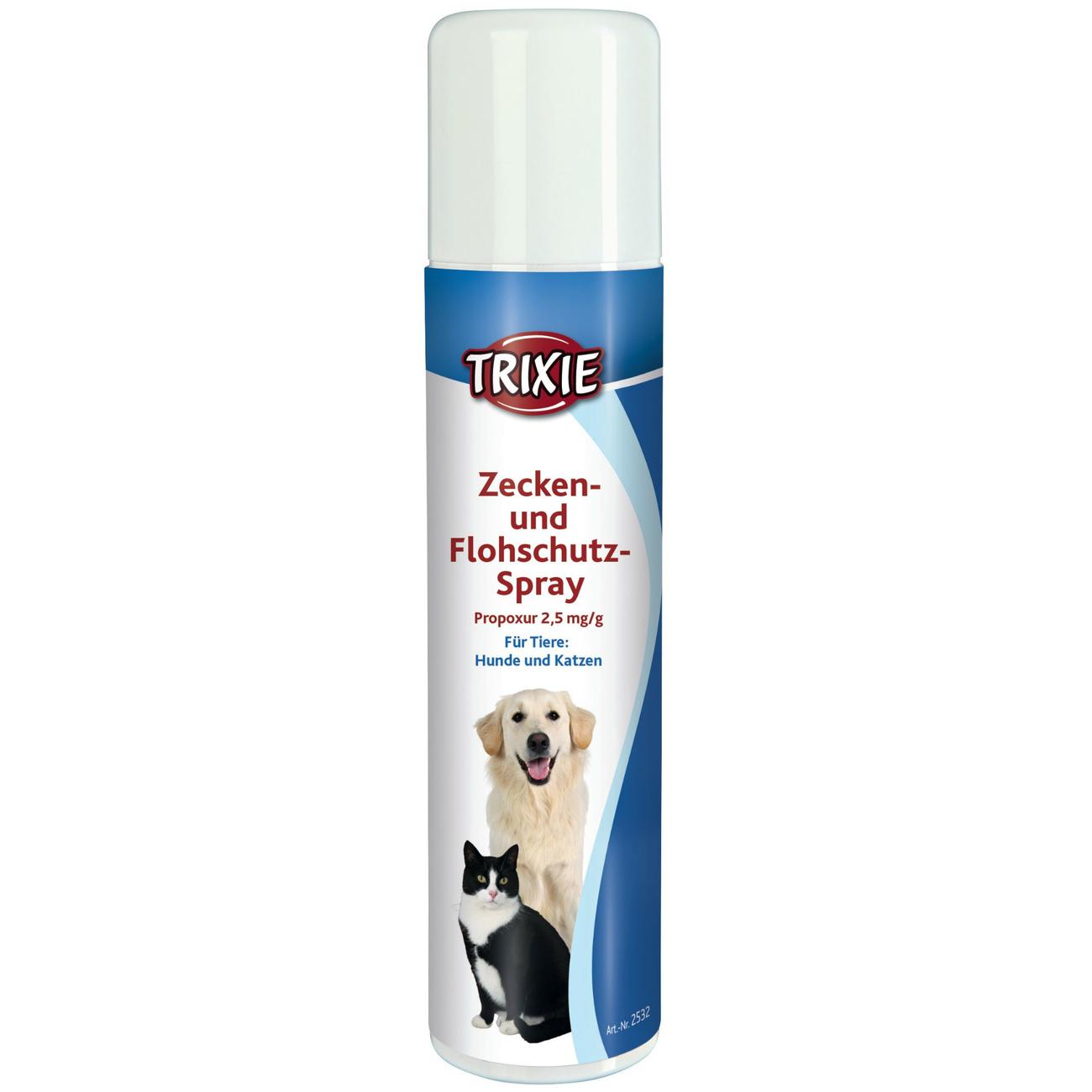 flohschutz spray f r hunde und katzen 2532 von trixie g nstig bestellen. Black Bedroom Furniture Sets. Home Design Ideas