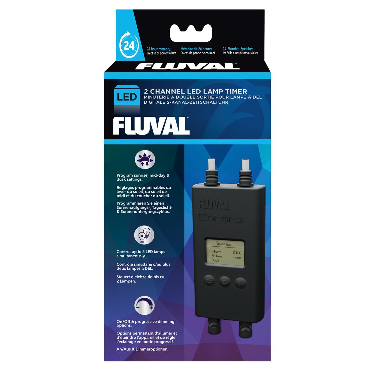 Fluval Digital LED Lampen Timer von Fluval günstig bestellen