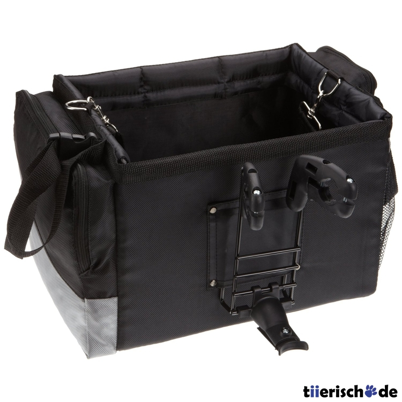 trixie front box fahrradtasche f r hunde 13113 von trixie. Black Bedroom Furniture Sets. Home Design Ideas