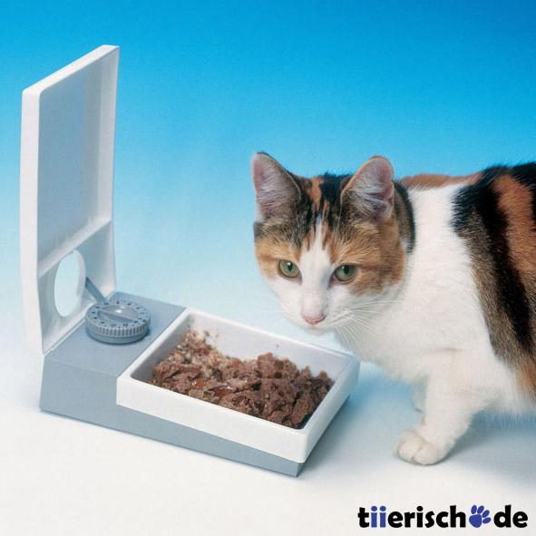 futterautomat pet mate c10 f r hunde und katzen von cat. Black Bedroom Furniture Sets. Home Design Ideas
