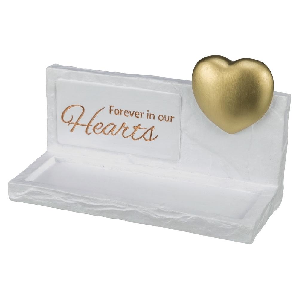 Trixie Gedenktafel Heart, Haustier Gedenkstein 38416, Bild 2