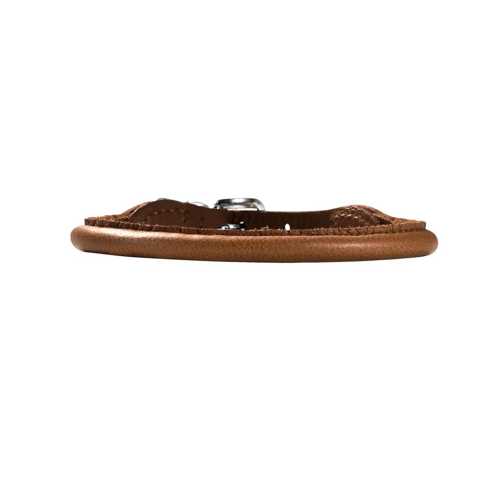 halsband round soft petit elchleder f r kleine hunde 61158 von hunter online kaufen. Black Bedroom Furniture Sets. Home Design Ideas
