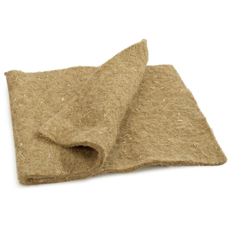 Hanfmatte für Kaninchen und Meerschweinchen aus Bio Hanf